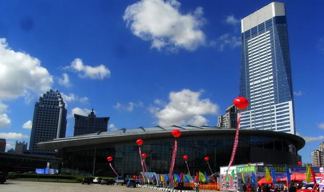 Exhibition in Harbin 15-17/Apr/2014