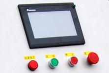 Automatic PLC control HMI