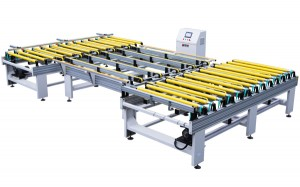 Automatic parallel translation conveyor