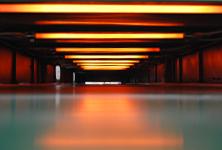 Constant temperature tunnel