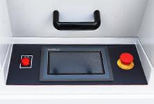 Cleaning PLC control HMI