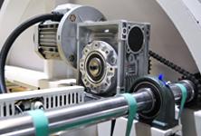 Conveyor motor and reducer