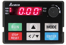 DELTA Frequency control