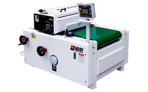 Double face thin board roller coater