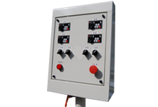 Frequency converter control