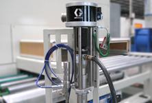 GRACO plunger type pump