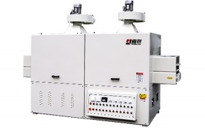 Linear UV dryer