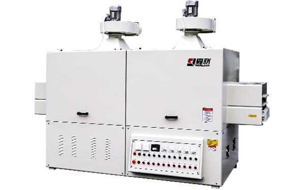 Linear UV dryer