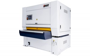 Primer sanding machine