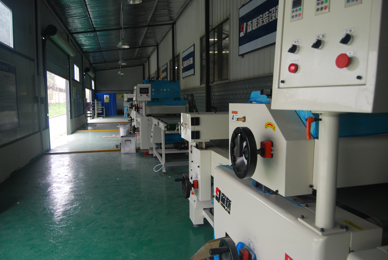 Roller coating example lab