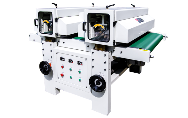 Shaped board sanding machine