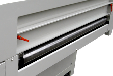 Stainless steel roller conveyor