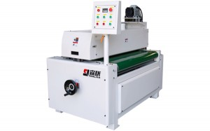 Surface polish machine