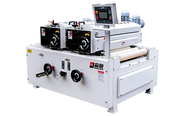 Thin board roller coater