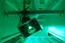Top UV system