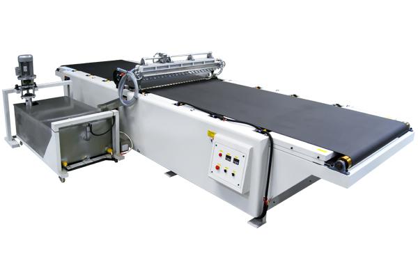 UV curtain coating machine
