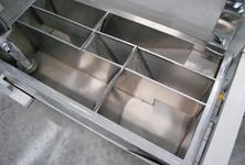 UV paint multi-filter heating box