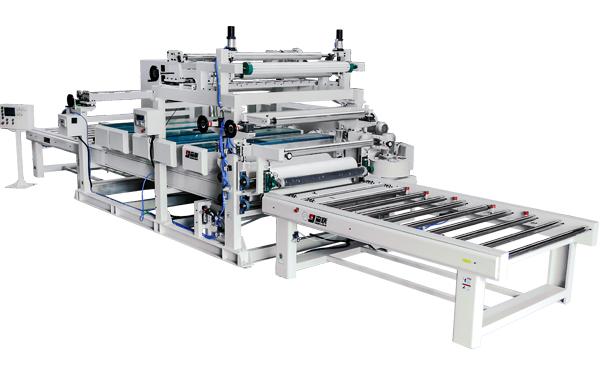 UV transfer pattern printing machine