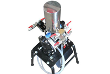 Vacuum diaphragm pump