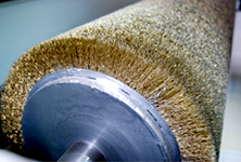 Wire drawing roller