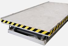 6mm platform with higher edges
